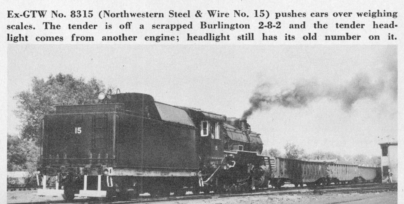 September, 1970 ~ RAILROAD Magazine   Unofficial – Northwestern ...